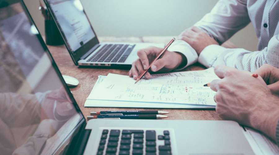 What are the benefits of a marketing strategy in an accounting firm?